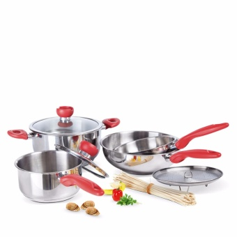 PANCI SET 7PC COOKWARE - ALAT MASAK / LUXURY COOKWARE SET 7 PCS