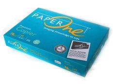 PaperOne Kertas Fotocopy / Print A4 70gr - 1 Box isi 5 Rim
