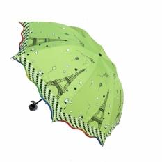 Payung Lipat 3 Motif Paris Besar