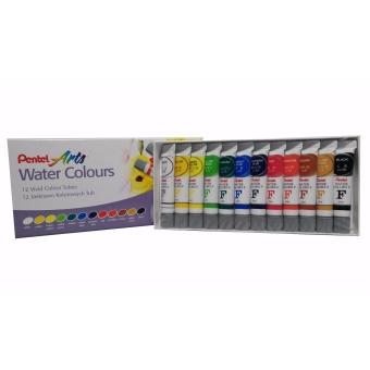 Pentel Arts Water Colours 12