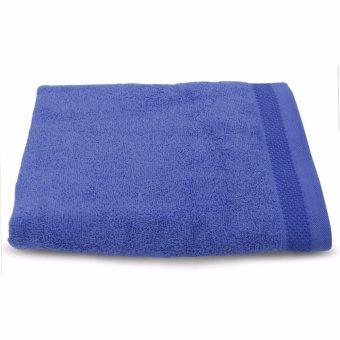Quincy Label-Dry Towel (Handuk Besar)-Royal Blue