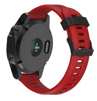 Replacement Silicagel Soft Band Strap For Garmin Fenix 5X GPS WatchRD - intl ...
