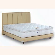 Central Spring Bed Deluxe Matras Putih 180x200 Free Ongkir Jakarta Source · Update Harga Springbed 2017 Source Romance Grand R225 Spring Bed Set 160 x 200