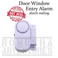 Romusha Gembok Alarm Jendela Pintu Anti Maling 9805 90dB
