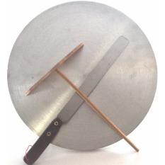 Rosita Cetakan Kue Crepes Crepe Polos 30cm