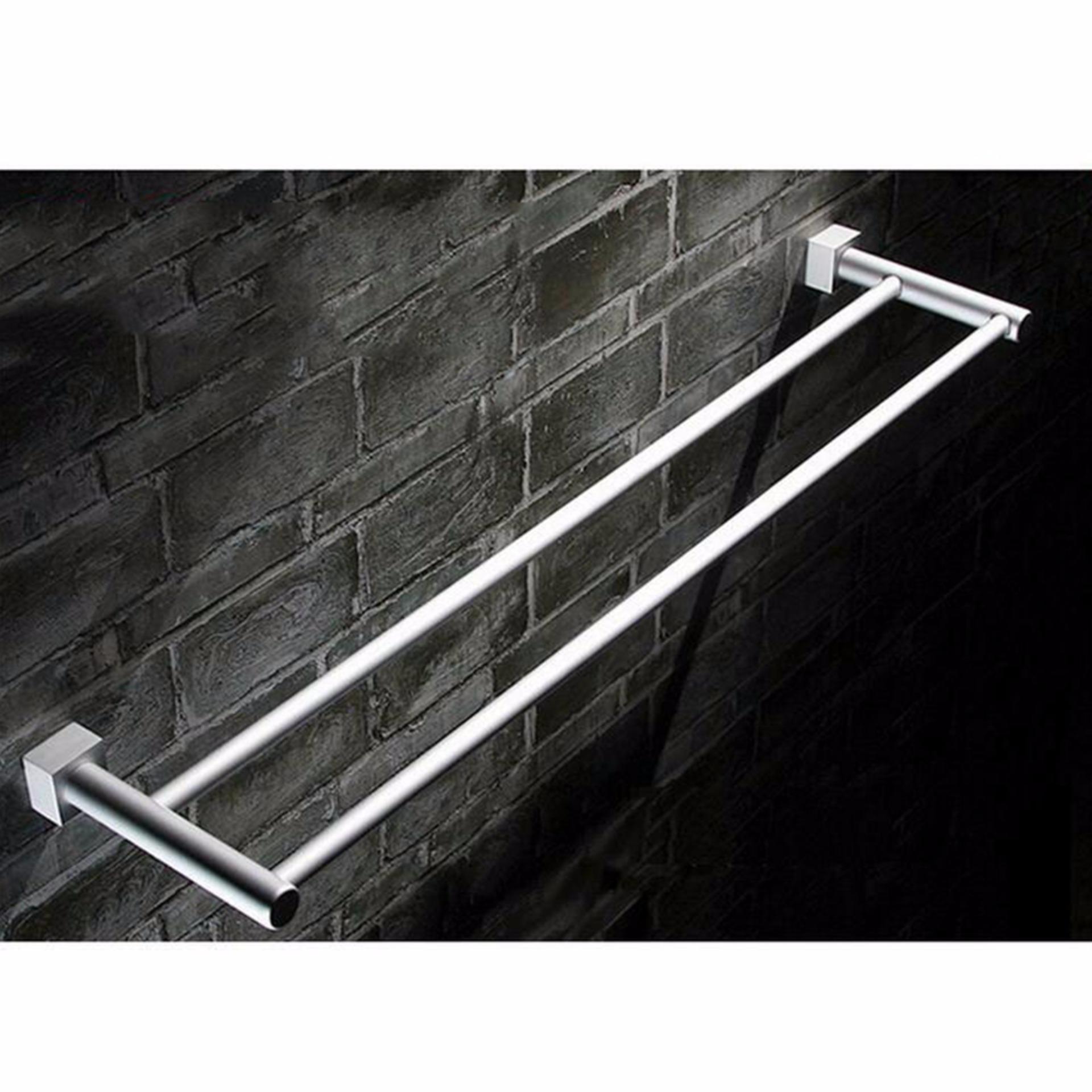 Universal Rak Handuk Dinding Toilet Alumunium Cek Harga Source Ruang Aluminium Rak Handuk .