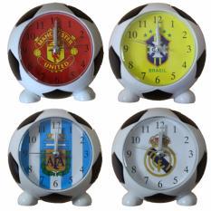 Ruibao Alarm Clock Sepak Bola, Tim Sepak Bola Jam Weker RB20