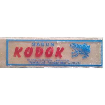Sabun Batang Cap Kodok untuk Noda Membandel Pakaian