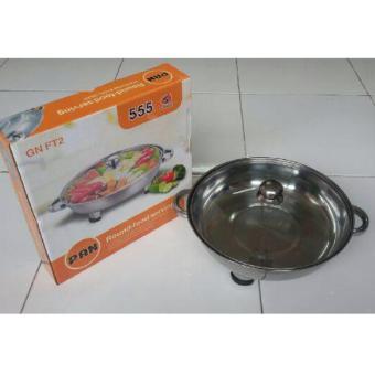 Harga 555 Sa Tempat Makan Prasmanan Tutup Kaca Silver Dan . Source · Saito Tempat Sajian