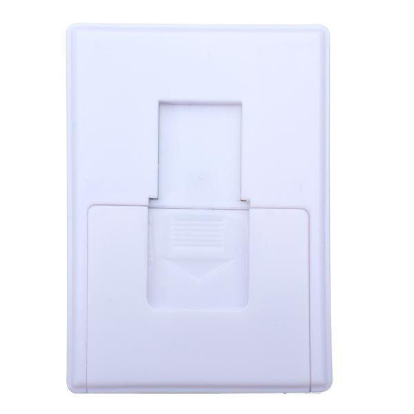 Sensor Gerak Tanpa Kabel Bel Pintu Berbunyi Tanda Masuk Ding Dong Alarm Pintu .