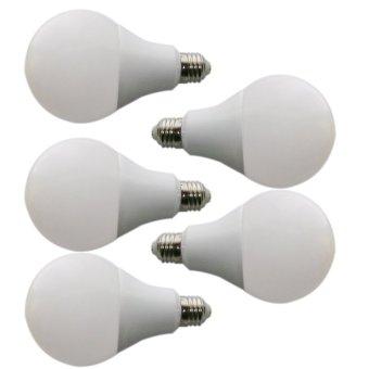 Sip Lite Cahaya Terang Bohlam Lampu Led Globe 70Mm S-7 Watt Putih X 5