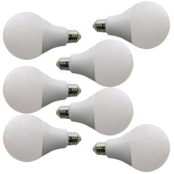 Sip Lite Cahaya Terang Bohlam Lampu Led Globe 70Mm S-7 Watt Putih X 7
