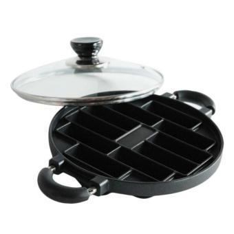 alat masak panggangan pukis – pancong maker cetakan kue 10 lubang
