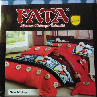 Sprei Fata King 180 x 200 New Mickey - 3