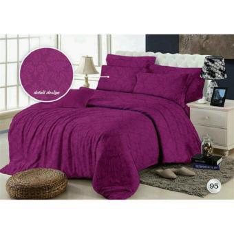 Jaxine Bedcover Set Emboss Fanta