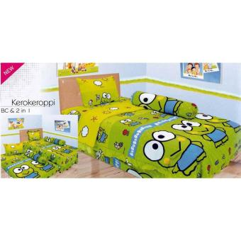 Sprei Lady Rose 120X200 Single Terlaris Keroppi
