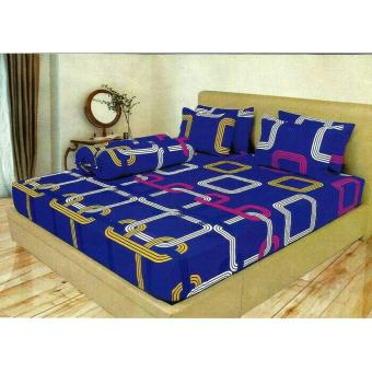 Sprei Lady Rose 160X200 Queen Terlaris Orlando