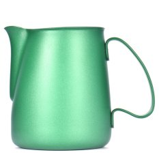 Stainless Steel Milk Frothing Jug Stainless Steel Milk Bubble Foam Pitcher Cup to Coffee Lovers -