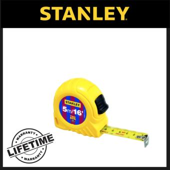 Stanley STHT30167-8 Meteran Tough Case - White Series - 5 m