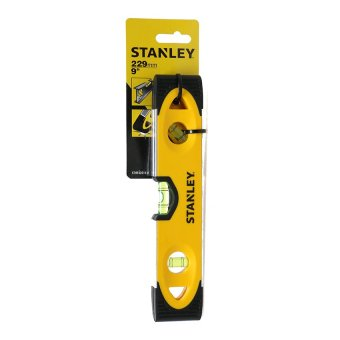 Stanley STHT43511-8 Water Pass Level Torpedo 9 inch Hi-Impact