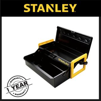 Stanley STST73097-8 - tool box metal 16 Inc cantilever 2 layers