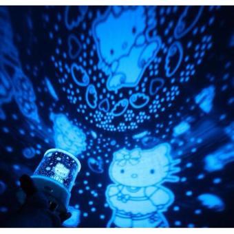 harga Star Master Lampu Tidur Proyektor - HELLO KITTY Lazada.co.id