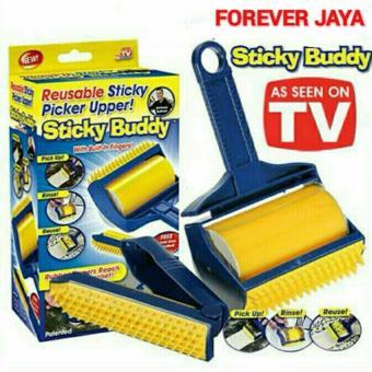 1 get 1 sticky buddy alat pembersih bulu debu