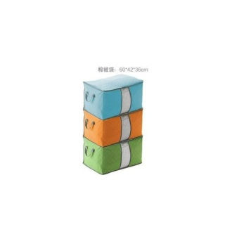 Harga Storage Bag Colorful Storage Box Organizer