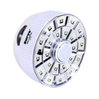 Surya Lampu Emergency + Fitting E27 20 LED SRE2011RC