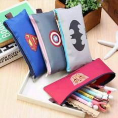 Tempat Pensil / Pencil Box Edisi Super Heroes