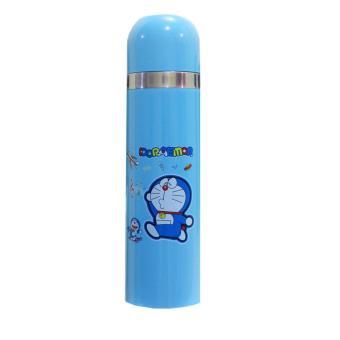 Termos Air Stainless Steel Karakter Doraemon 500 ML - Blue