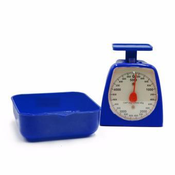 Timbangan Kue Kitchen Scale 5 Kg - 4