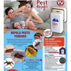 TOKO49 - Pest reject / Alat Pengusir Nyamuk Tikus Kecoa Lalat laba laba