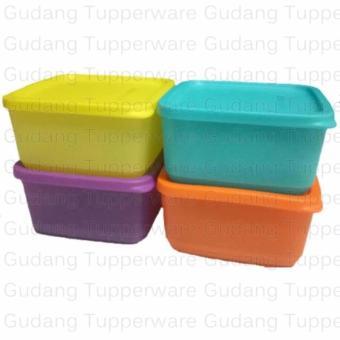 Kelebihan Tupperware Medium Mosaic Canister Ungu Dan Harga Lengkap Source · Gambar Produk Rinci Tupperware Small