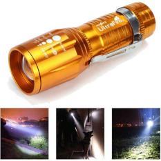 Rp 56.050. Ultrafire 2200 lumen CREE XM-L T6 LED lampu obor senter daya tinggi meningkat - InternationalIDR56050