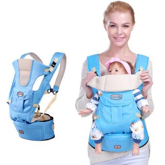 0-36 m babytoddler ergonomis Sling pembawa bayi tas ransel perlengkapan dengan Hipseat mantel penutup bungkus bayi untuk bayi kereta bayi
