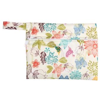 1 buah tas bisa dicuci kain basah untuk popok bayi hamil menstruasi bantalan (warna-