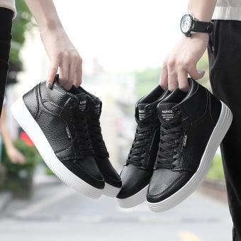 12 Korea Fashion Style putih siswa sekolah dasar anak laki laki dan perempuan sepatu olahraga