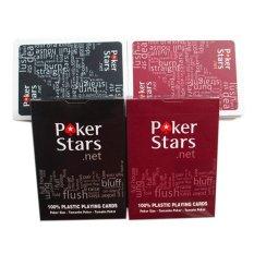 Sakura 3PCS Mainan Mini Kartu Remi anak karakter Cowok. RP 14.190. RP 24.940. -43%. 2pcs/set Poker Star Texas Washable Poker Waterproof Plastic PlayingCards ...