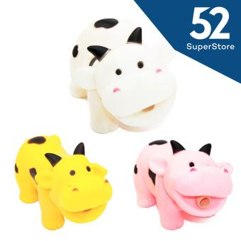 52 Toys Mainan Karet / Bentuk SAPI Lucu Murah