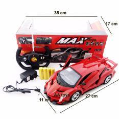 AA Toys Racing Car Max Randa  Mainan Mobil Remot Control