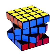 AA Toys Rubik Kubus Base Hitam 4 x 4 - YONGJUN Mainan Rubik