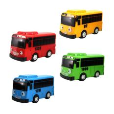 AA Toys Tayo Bus Isi 4 Pcs Pull Back