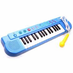 AA Toys Techno Karoke Keyboard T-2768 - Mainan Piano Karoke Lagu Indonesia