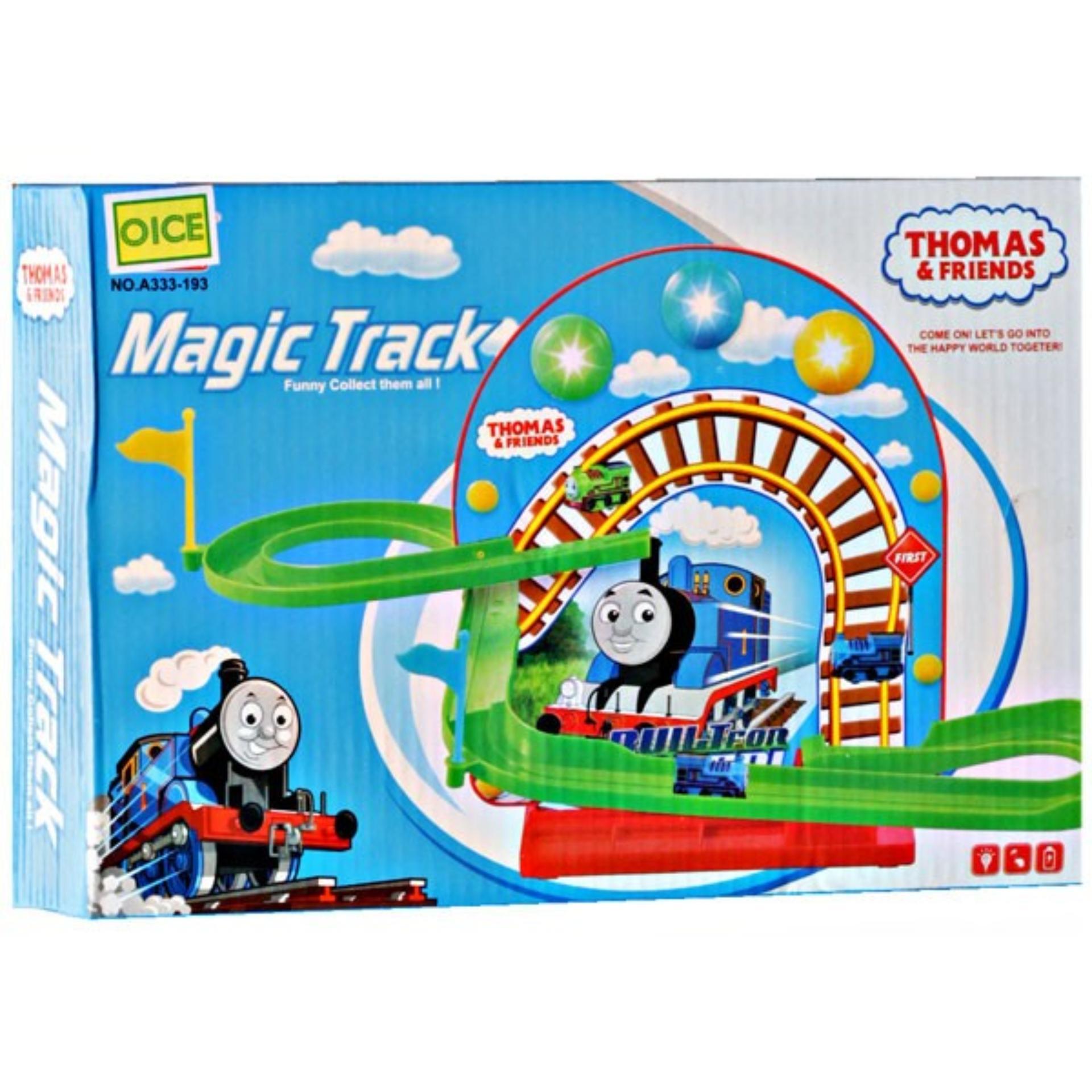 AA Toys Thomas Train Track A333-193 - Magic Track Mainan Kereta API ...