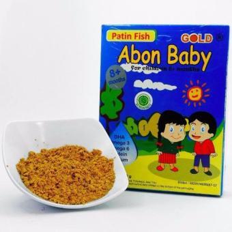 Abon Baby Gold Ikan Patin 80gr
