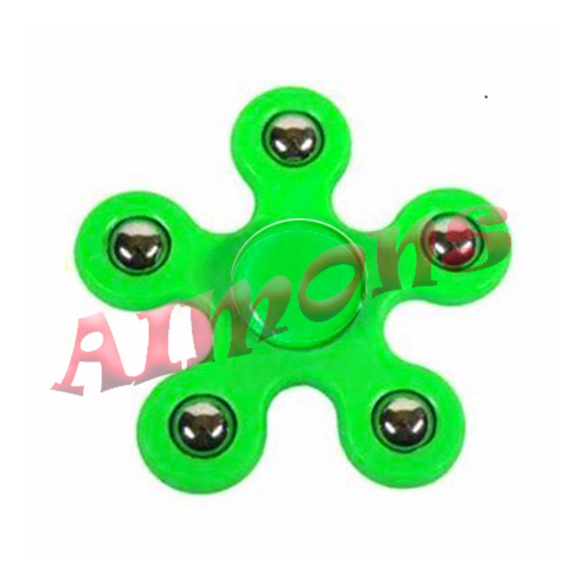 Spinner Fidget Besi Model Dollar Daftar Harga Terlengkap Full Metal Segi Tiga Sj0048 Aimons Bunga Hand Spinners Toys Mainan Melatih Focus