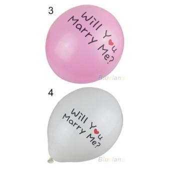 Anneui - Balon Will You Marry Me - 3