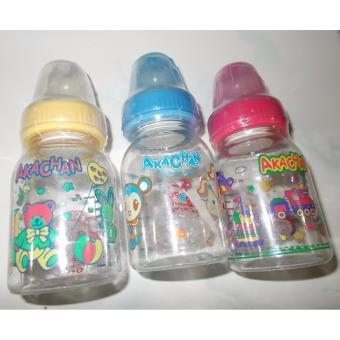 Babies shop-BA20 Botol Susu Akachan 120ml