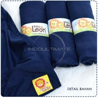 ... BABY LEON Gendongan Bayi Kaos/Geos/selendang Bayi Praktis BY 44 GB Polos Ukuran